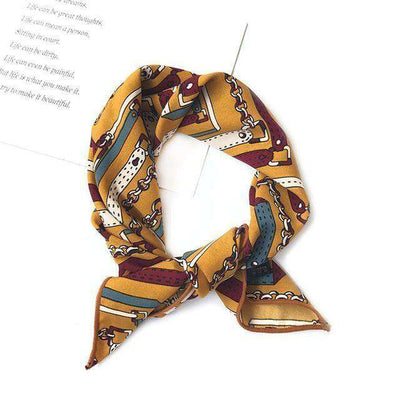 Decorative Multi-Functional Head Scarf 12 Scarves
