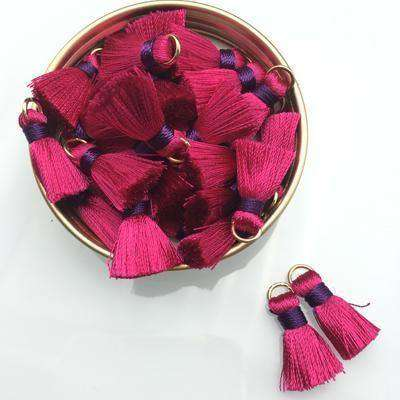 Earrings Accessories/tassel For Hand Made Jewelry L0902
