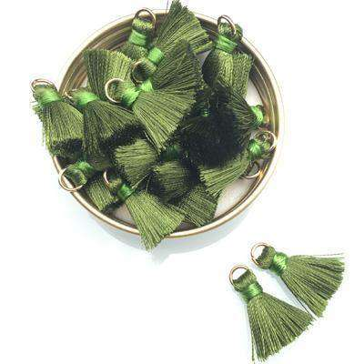 Earrings Accessories/tassel For Hand Made Jewelry L0916