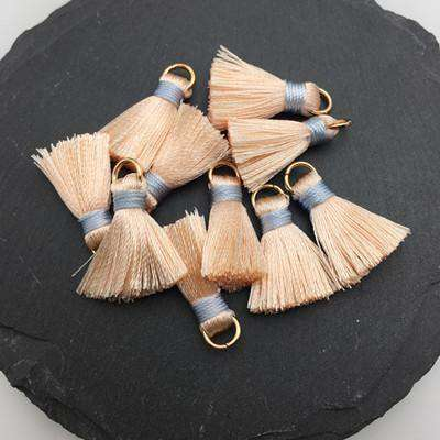 Earrings Accessories/tassel For Hand Made Jewelry L0919