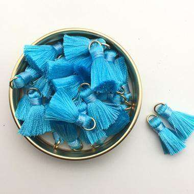 Earrings Accessories/tassel For Hand Made Jewelry L0921