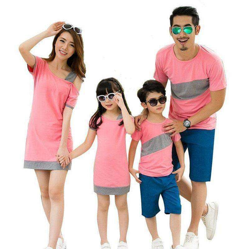 209517f38d8af Family Look Mother Daughter T-shirt for Father Son