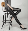 Faux Leather Leggings Black / S Leggings
