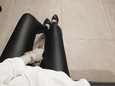 Faux Leather Leggings Leggings