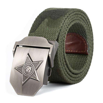 Five Rays Star Military Belt 3D Camouflage / 110Cm Belts