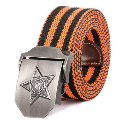 Five Rays Star Military Belt 3D St George / 110Cm Belts