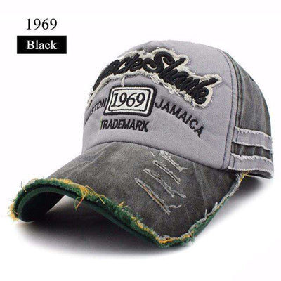 Gorras Snapback Baseball Caps 1969 Black Baseball Caps
