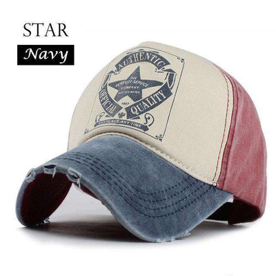 Gorras Snapback Baseball Caps Star Navy Baseball Caps