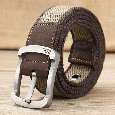High Quality Canvas Belts For Jeans Male Cdkft / 110Cm Belts