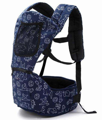 Hot Selling Most Popular Baby Carrier/top Baby Sling Dark Blue / China / Onesize