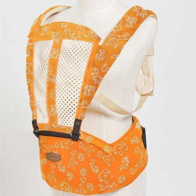 Hot Selling Most Popular Baby Carrier/top Baby Sling Orange / Russian Federation / Onesize