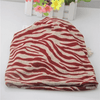Korean Women Classic Hip-Hop English Letter Hat Wine Red Hats
