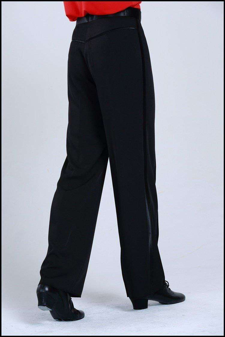 Latin Dance Trousers For Men Dance Wear