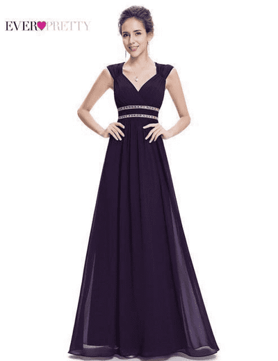 Long Pretty Formal Prom Dress Prom Dresses
