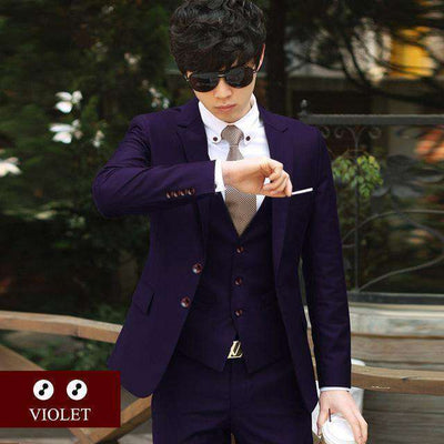 Luxury Men Wedding/work Suit Suits