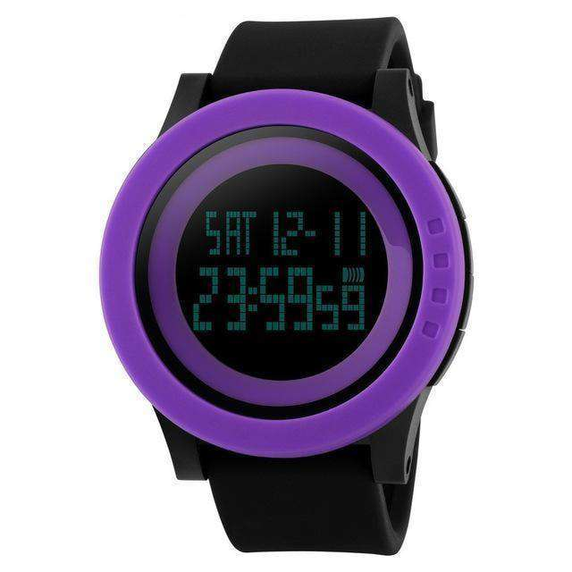 Men Fashion Casual Watches Mens Led Digital Sports Watches