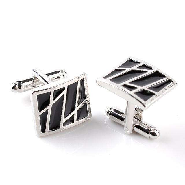 Mens Character High-End Business-Style Cuffs