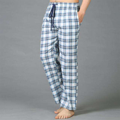 Mens Sleep Bottoms Pajama 100% Cotton 14 / S Sleep & Lounge