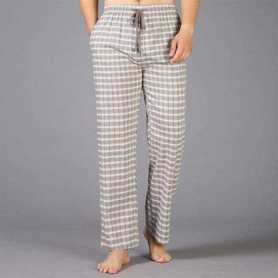 Mens Sleep Bottoms Pajama 100% Cotton 5 / S Sleep & Lounge