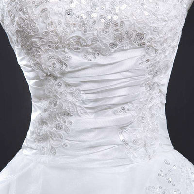New Belt Long Train Wedding Dress Wedding Dresses