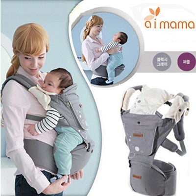 New Born Baby Carriage Hipseat Sling Wrap Summer And Winter