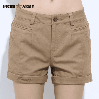 New Fashion Casual Cotton Shorts W.shorts