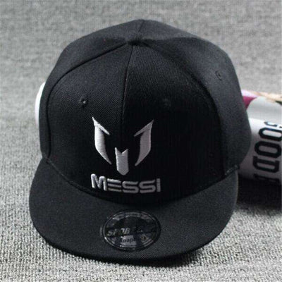 New Fashion Children Ronaldo Cr7 Neymar Njr Baseball Cap Messi Black