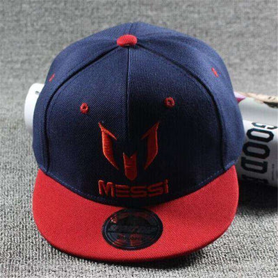 New Fashion Children Ronaldo Cr7 Neymar Njr Baseball Cap Messi Navy