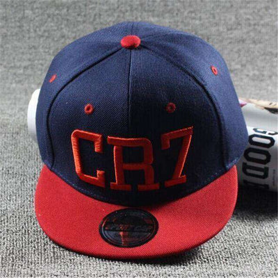 New Fashion Children Ronaldo Cr7 Neymar Njr Baseball Cap Cr7 Navy