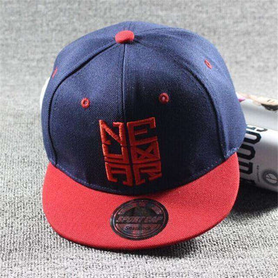 New Fashion Children Ronaldo Cr7 Neymar Njr Baseball Cap Nemal Navy