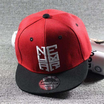 New Fashion Children Ronaldo Cr7 Neymar Njr Baseball Cap Nemal Red