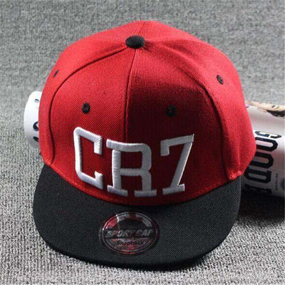 New Fashion Children Ronaldo Cr7 Neymar Njr Baseball Cap Cr7 Red