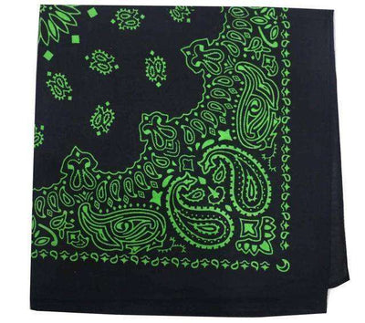 New Hot Sales 100% Cotton Printed Bandanas Accessories