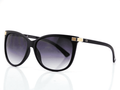 Newest Cat Eye Classic Sunglasses No2 Matte Black Eyewear