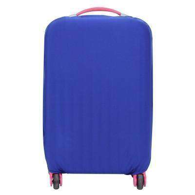 Newest Enhanced Suitcase Protective Covers Blue / S