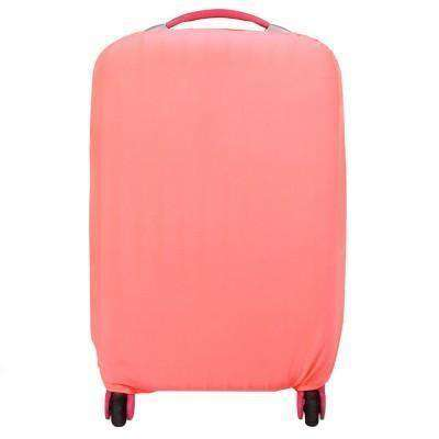 Newest Enhanced Suitcase Protective Covers Pink / S