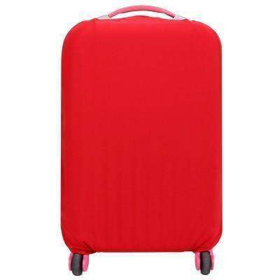 Newest Enhanced Suitcase Protective Covers Red / S