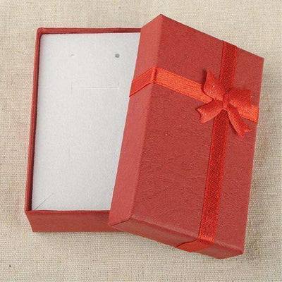 Ping Earring Watch Necklace Small Large Carton Present Red