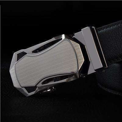 Real Genuine Leather Automatic Buckle Male Waistbands Belts Belt 13 / 110Cm Belts