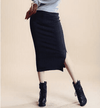 Sexy Chic Pencil Skirts A919Navy / One Size Skirts