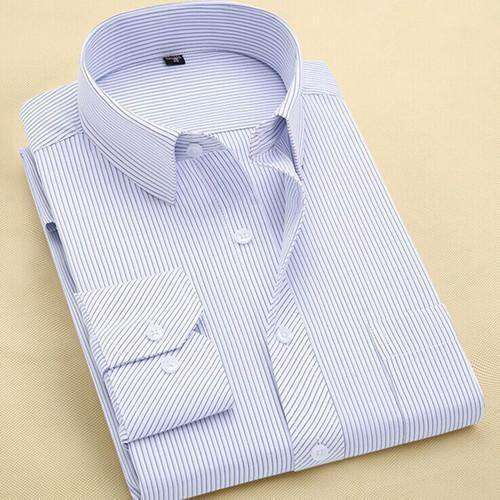 Slim High Quality Long Sleeve Business Shirts Shirts