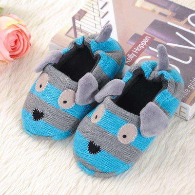 Slippers Boy And Girl Household Cotton Shoes