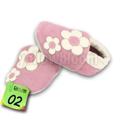 Soft Leather Infant Leather Skid-Proof Shoes 02 / 5
