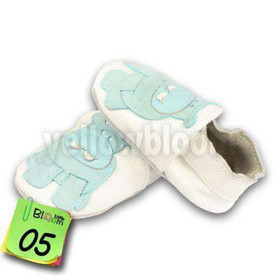 Soft Leather Infant Leather Skid-Proof Shoes 05 / 5