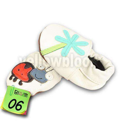 Soft Leather Infant Leather Skid-Proof Shoes 06 / 5