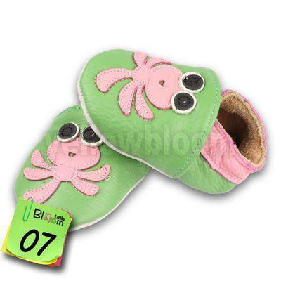 Soft Leather Infant Leather Skid-Proof Shoes 07 / 5
