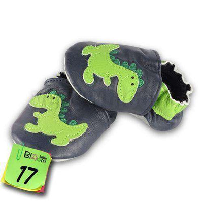 Soft Leather Infant Leather Skid-Proof Shoes 17 / 5
