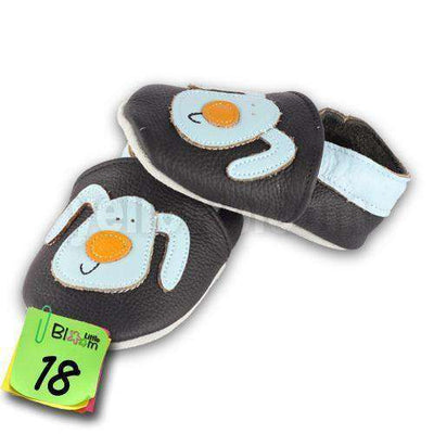 Soft Leather Infant Leather Skid-Proof Shoes 18 / 5