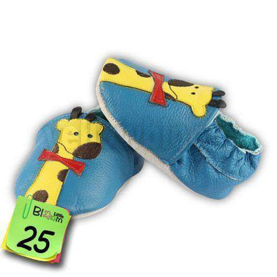 Soft Leather Infant Leather Skid-Proof Shoes 25 / 5