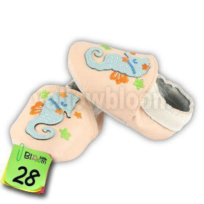 Soft Leather Infant Leather Skid-Proof Shoes 28 / 5
